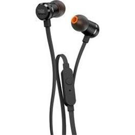 JBL in ear hoofdtelefoon Tune 210 T210 Zwart