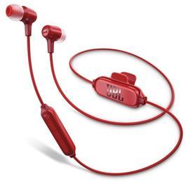 JBL draadloze hoofdtelefoon E25BT Rood