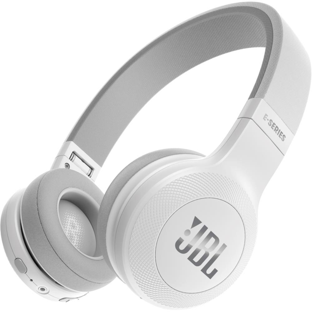 jbl koptelefoon. jbl draadloze hoofdtelefoon e45bt (wit) jbl koptelefoon c