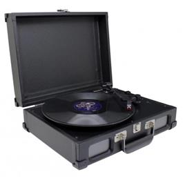 Soundmaster platenspeler PL580SW Zwart