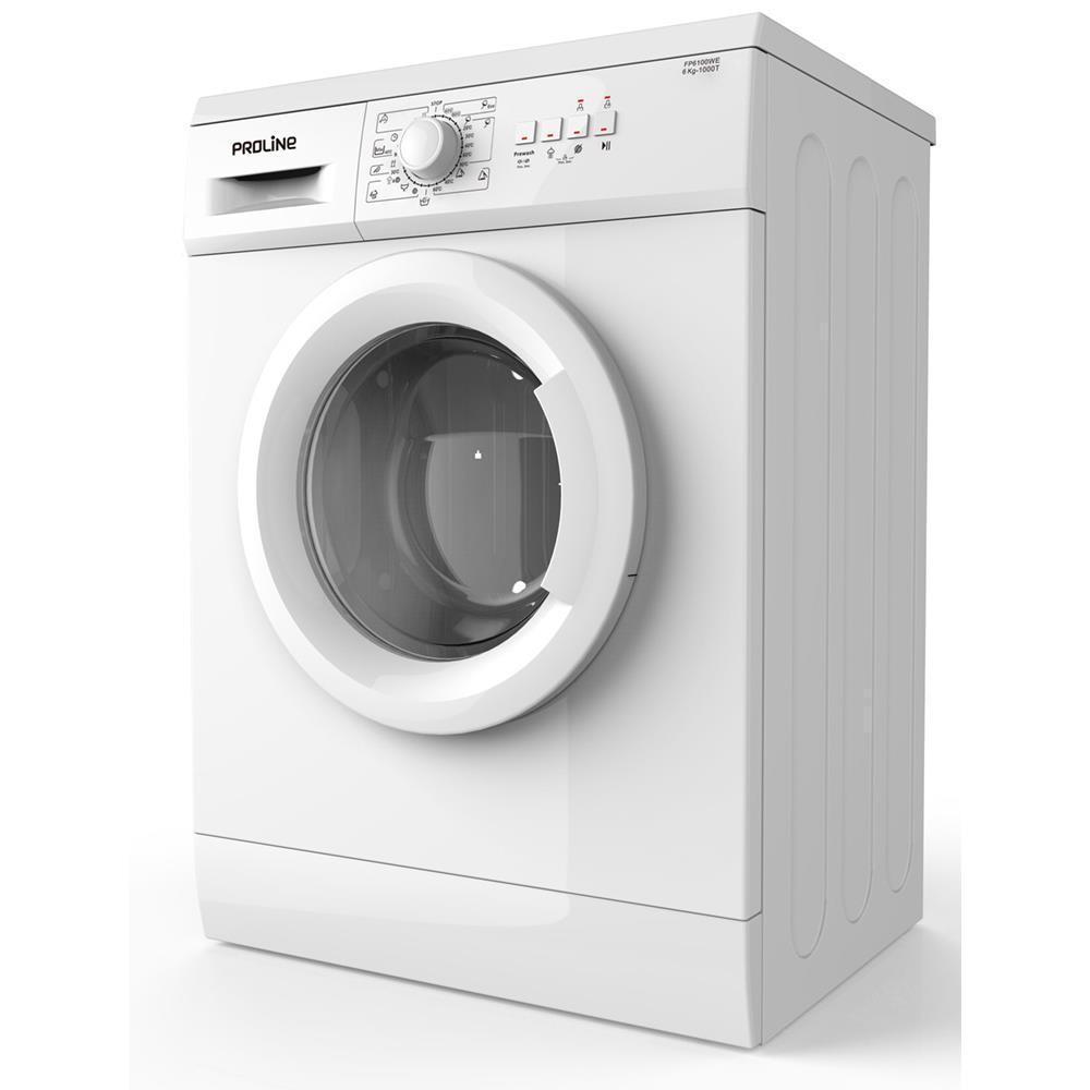 Proline wasmachine FP6100WE