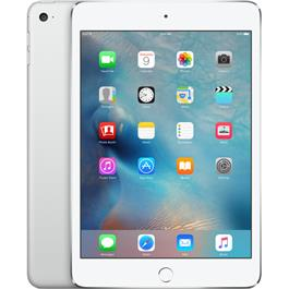 Apple iPad mini 4 128GB Zilver