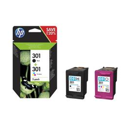 HP 301 inkt cartridge combo 2-Pack