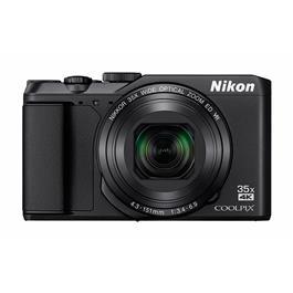 Nikon compact camera COOLPIX A900 zwart
