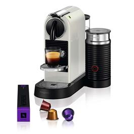 Magimix Nespresso apparaat M195 CitiZ Milk (wit)