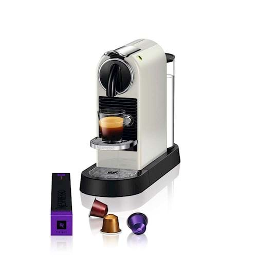 Nespresso Magimix koffieapparaat CitiZ M195 (Wit)