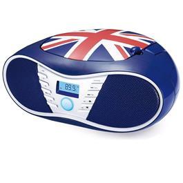 Bigben radio-CD speler RADIO CD PLAYER GB