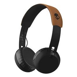 Skullcandy hoofdtelefoon Grind Wireless bruin