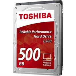 Toshiba 25 int.HDD DDIN 2.5 L200 500GB