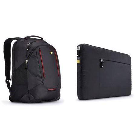 Case Logic laptopbundel hoes + tas