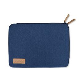 Port laptop sleeve SLV 13 TORINO BLEU