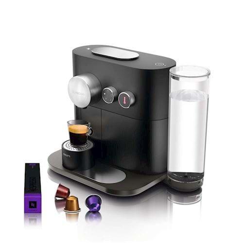 Nespresso Krups koffieapparaat Expert XN6008 (Zwart)