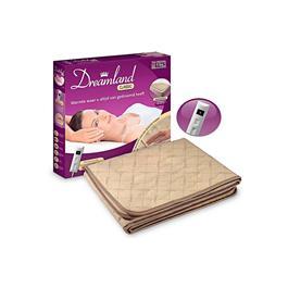 Dreamland elektrische deken (1-persoons) 16032 - Prijsvergelijk