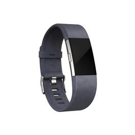 Fitbit Charge 2 Leather Polsband Small