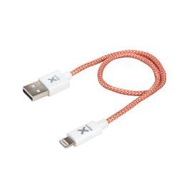 Xtorm XTORM LIGHTNING USB CABLE 20CM