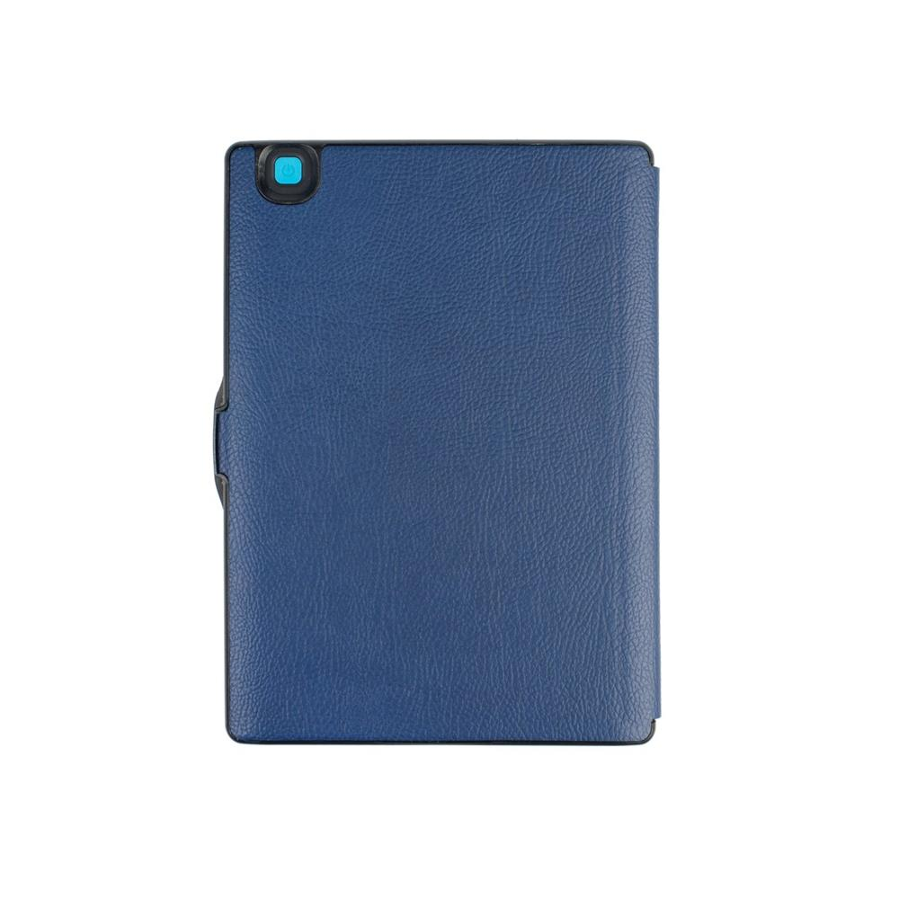 Gecko Covers Waterproof Slimfit hoes Kobo Aura One (blauw)