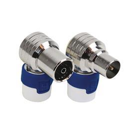 Hirschmann coax connectoren KOSWI 5/KOKWI 5