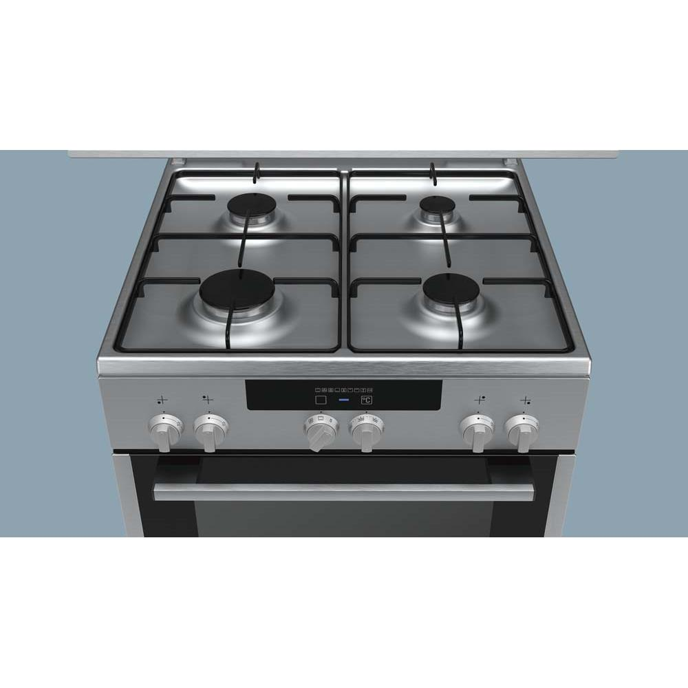 Siemens fornuis hx725520n - Keuken uitgerust m ...
