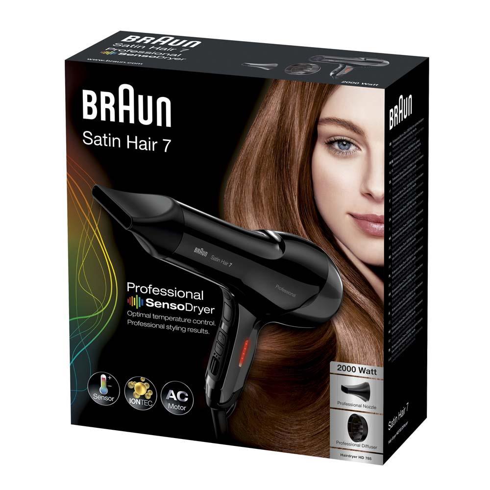 Braun haardroger HD785