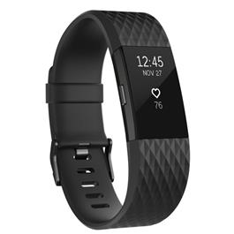 Fitbit Charge 2 Gun Metal (Large)