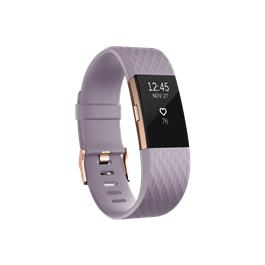 Fitbit Charge 2 Lavender-Rose Gold S Special Edition