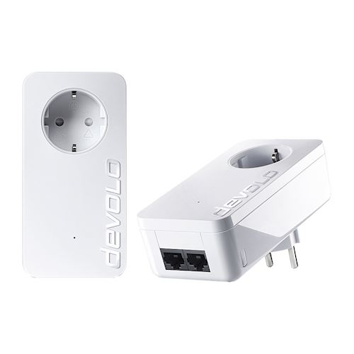 Devolo homeplug dLAN 550 duo+ Starter Kit Powerline