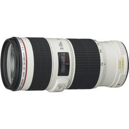 Canon objectief EF70-200mm F/4 IS LUSM