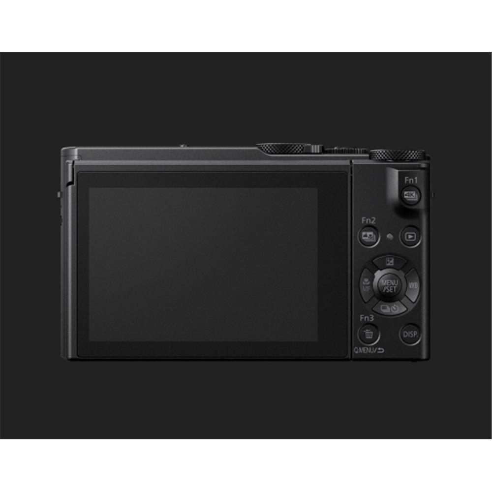 Panasonic compact camera LUMIX DMC LX15 ZWART
