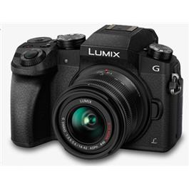 Panasonic Lumix DMC-G7 + 14-42mm HD II zwart