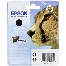 Epson cartridge T0711 ZWART