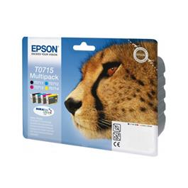 Epson cartridge T0715 MULTIPACK