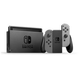 Nintendo gameconsole SWITCH (Grijs)