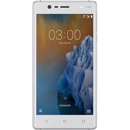 Nokia 3 smartphone (Wit/Zilver) kopen