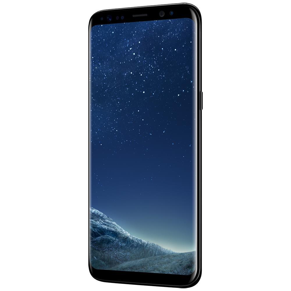 Samsung smartphone GALAXY S8 (Midnight Black)