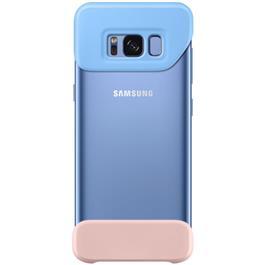 Samsung telefoonhoesje 2PIECE COVER S8 BLAUW