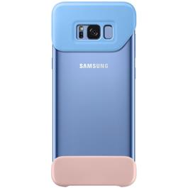Samsung telefoonhoesje 2PIECE COVER S8+ BLAUW