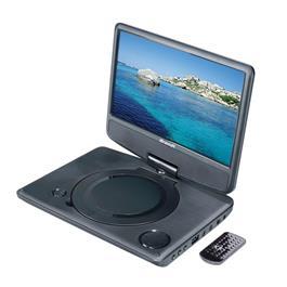 Brandt portable DVD speler DVDP-10R