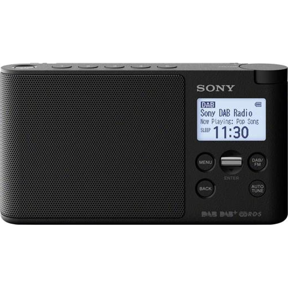 sony dab radio xdrs41db eu8. Black Bedroom Furniture Sets. Home Design Ideas