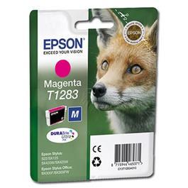 Epson cartridge RENARD MAGENTA T1283
