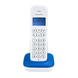 Alcatel DECT telefoon D185 WT-BW