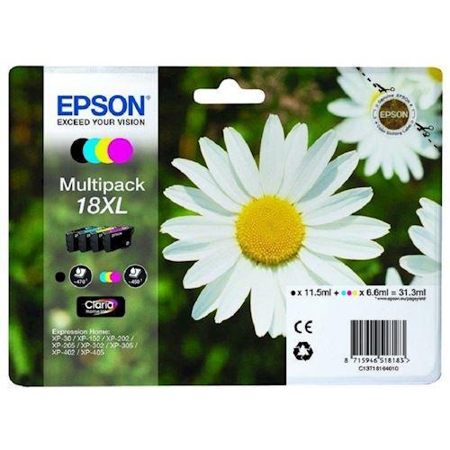 Epson cartridge 18XL Multipack T1816X