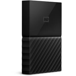 Western Digital netwerk harddisk MY PASSPORT 1TB BLACK