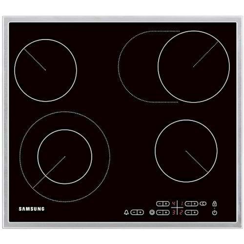 Samsung keramische kookplaat inbouw NZ64F5RD9AB EF