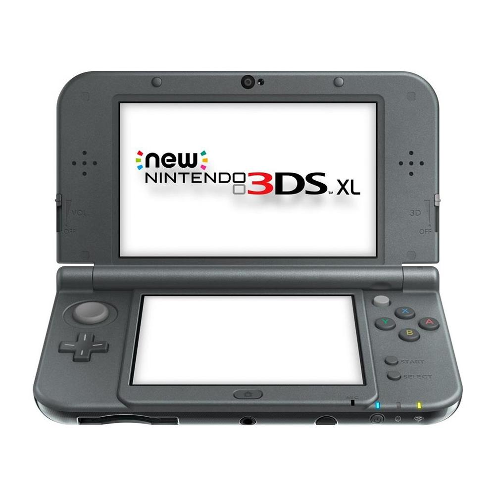 Nintendo portable gameconsole NEW NINTENDO 3DS XL METALIC BLACK