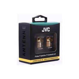 JVC antennekabel SATELLITE COAXIAL ADAPTOR MALE FEMALE X 2 PROTEC