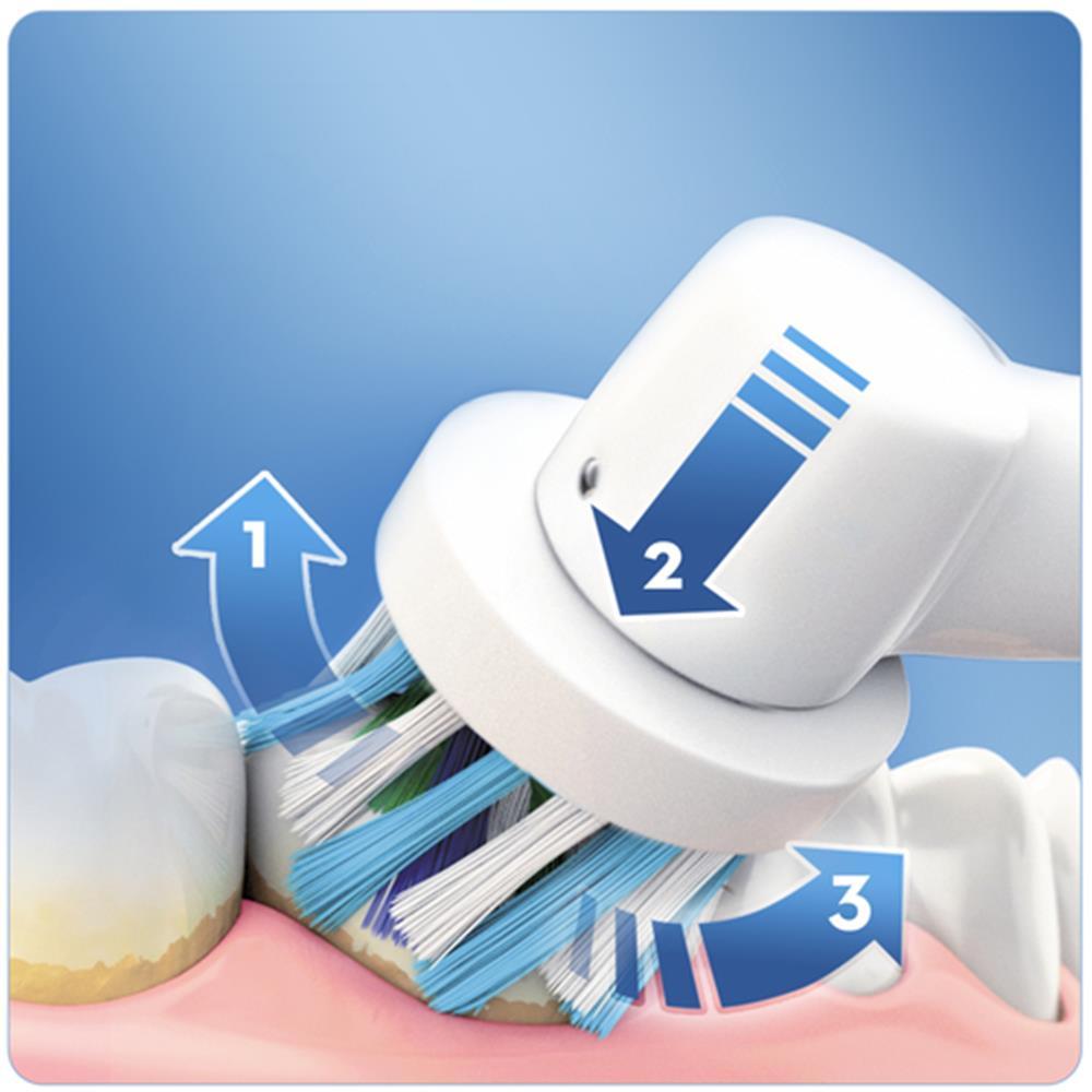 Oral-B elektrische tandenborstel  PRO 670 CrossAction