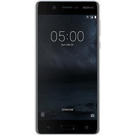 Nokia Smartphone 5 (zilver)
