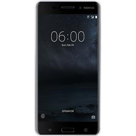 Nokia 6 smartphone (Zilver) kopen