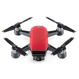 DJI cameradrone SPARK LAVA RED