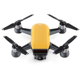 DJI cameradrone SPARK FLY MORE COMBO SUNRISE YELLOW